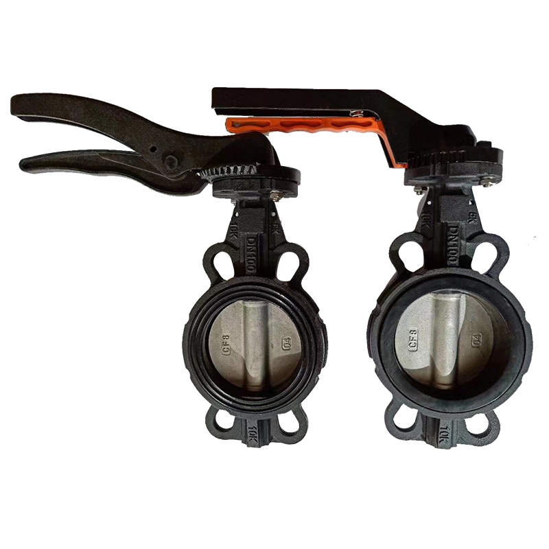 Universial Standard Wafer Butterfly Valve