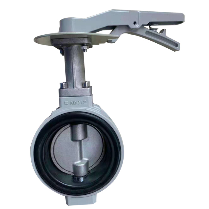 ADC12 Body Wafer Butterfly Valve